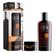 American Crew Daily Shampoo & Pomade Set