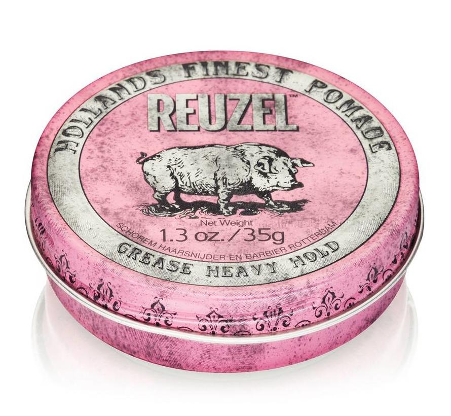 Grease Heavy Hold Pomade (Roze)