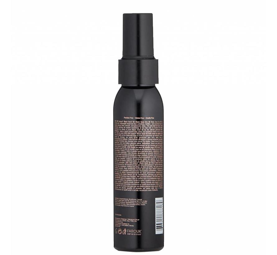 Black Seed Dry Oil - 89ml
