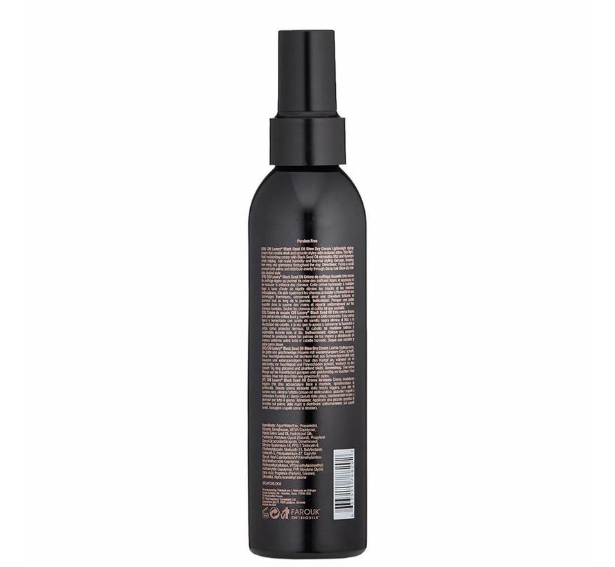 Black Seed Oil Blow Dry Cream - 177ml