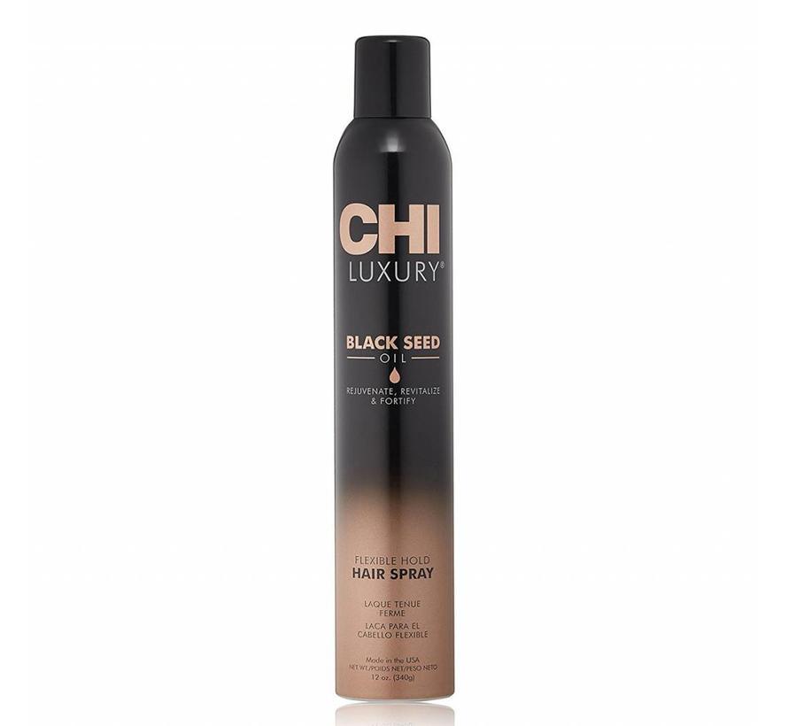 Black Seed Oil Flexible Hold Hairspray
