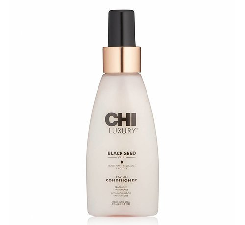 CHI Luxury Black Seed Oil Leave-In Conditioner - 118ml