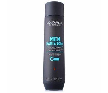Goldwell Men Hair & Body Shampoo