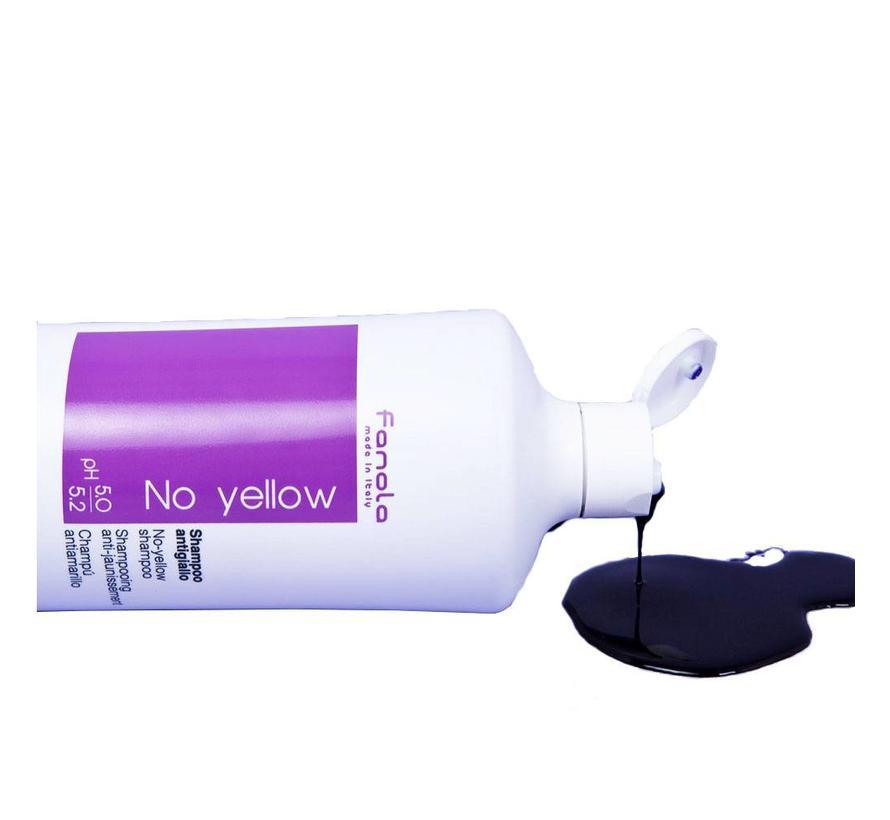 No Yellow Shampoo - 1000ml