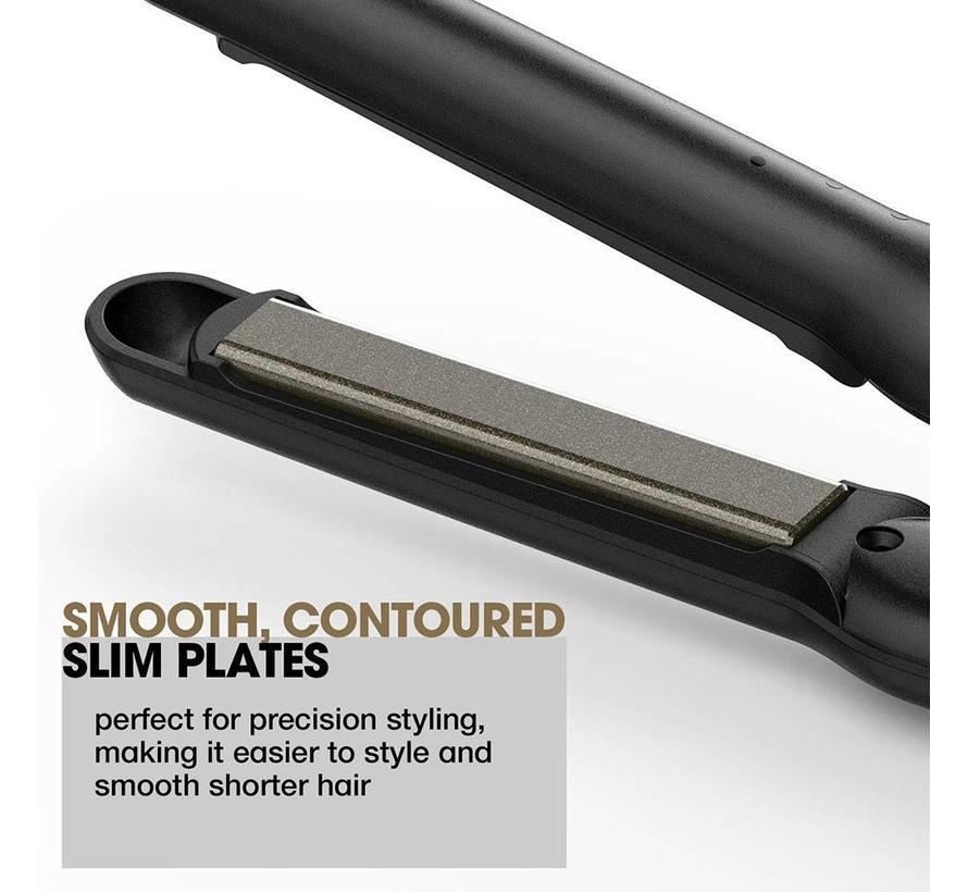 V Gold Series Hair Straightener - Mini