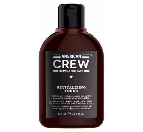 American Crew Revitalizing Aftershave Toner - 150ml