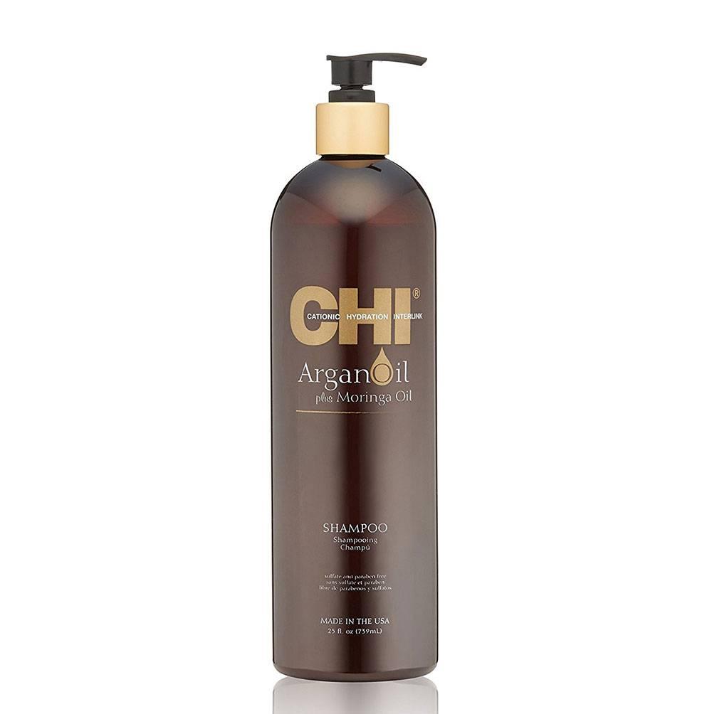 Afbeelding van CHI Argan Oil Shampoo 759ml
