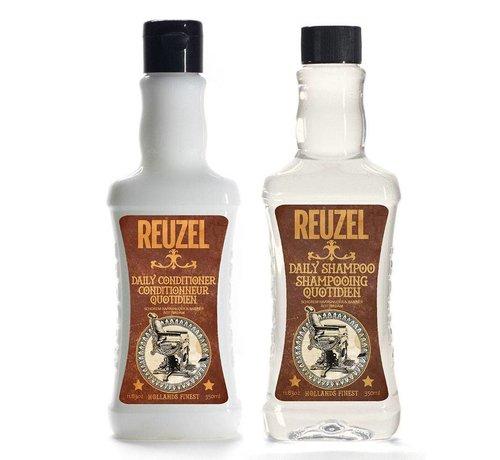 Reuzel Daily Set - 2X350ml