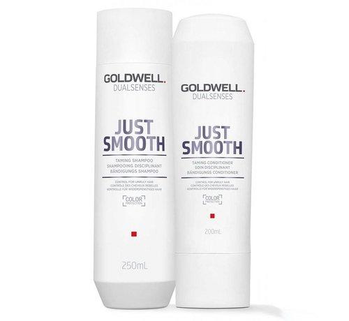 Goldwell Dualsense Just Smooth Taming Set