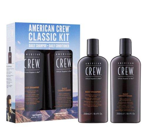 American Crew Classic Daily Set - 2x250ml