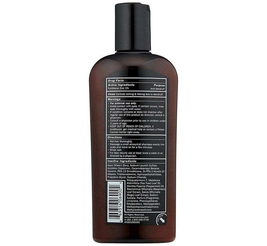 Anti-Dandruff + Sebum Control Shampoo - 250ml