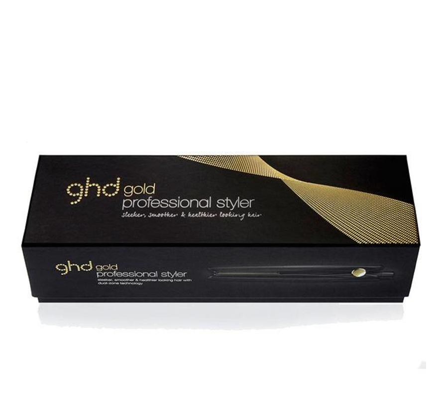 V Gold Series Classic Hair Straightener