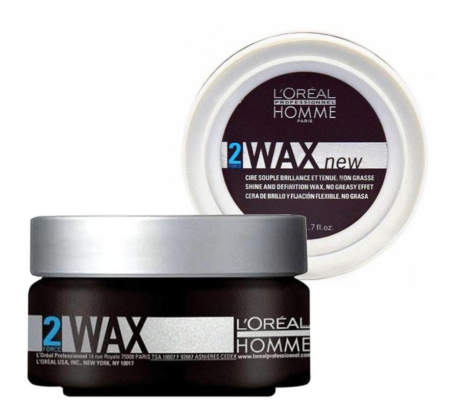 Homme Wax - 50ml