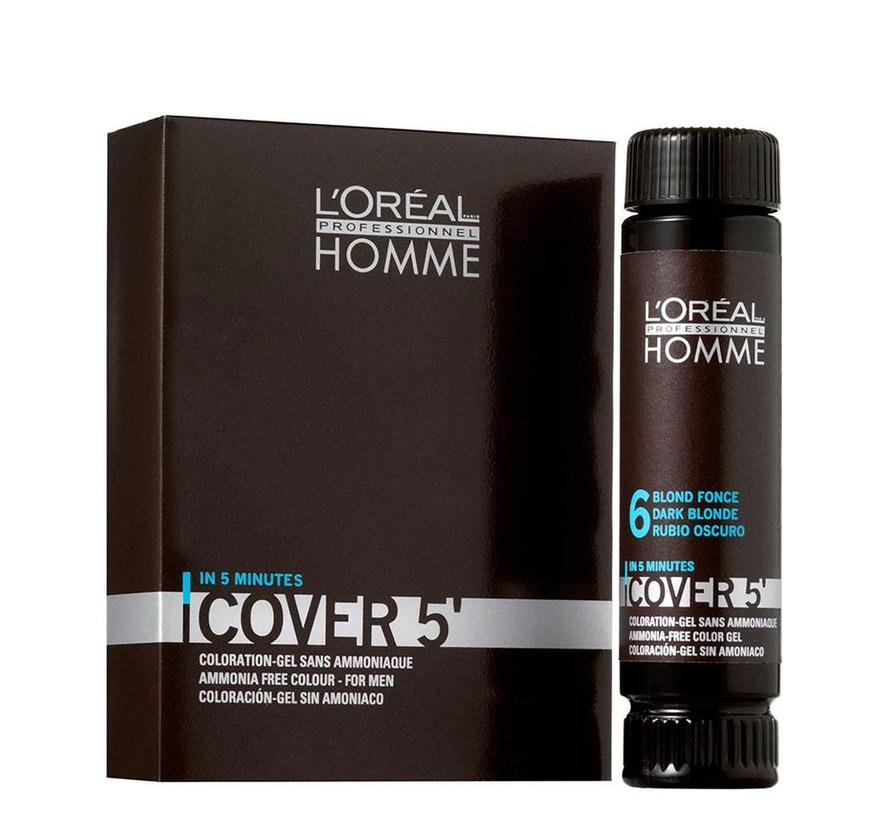 Homme Cover 5 Minutes - 3X50ml