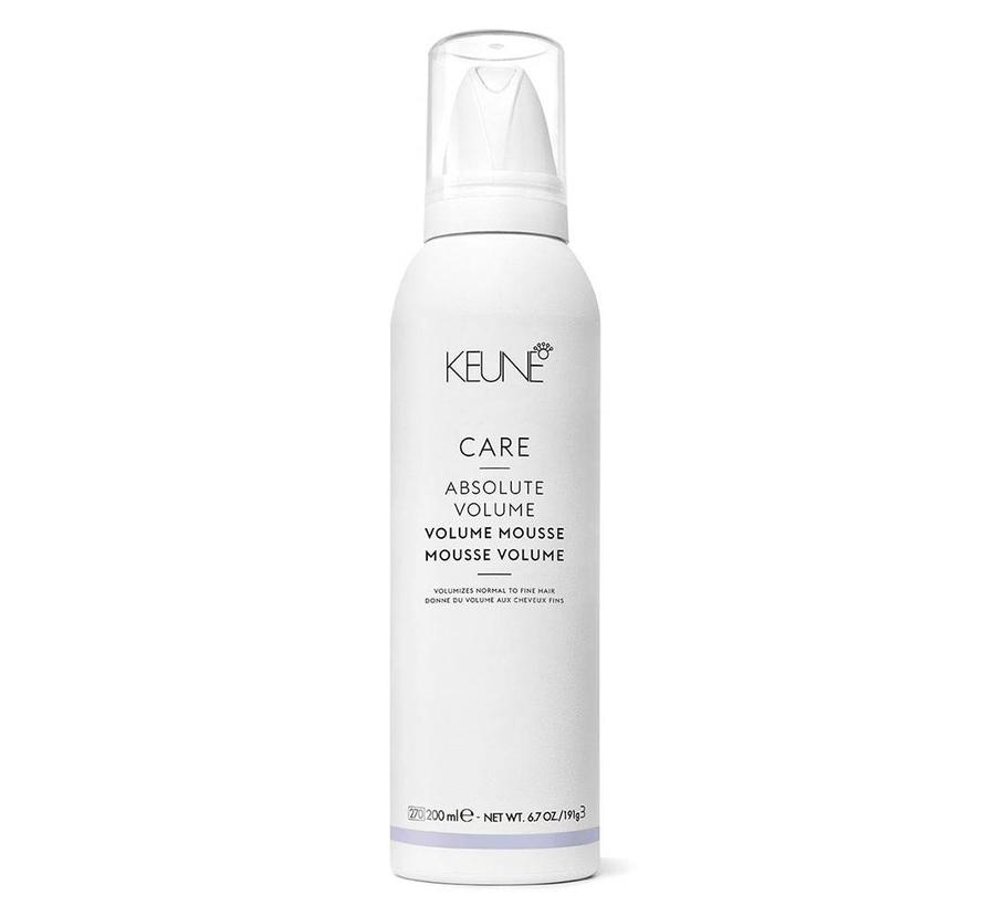 Care Absolute Volume Mousse - 200ml