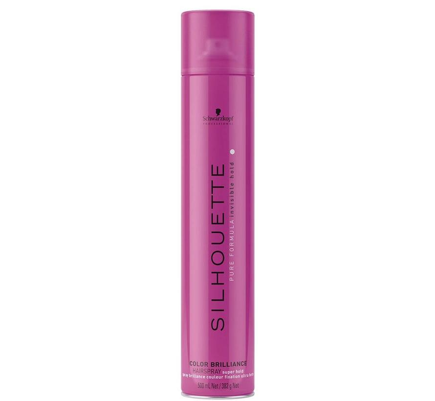 Silhouette Color Brilliance Spray - Strong Hold