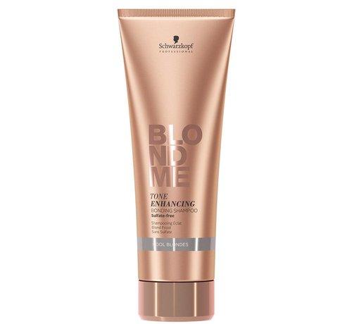 Schwarzkopf Blond Me Tone Enhancing Bonding Shampoo Cool