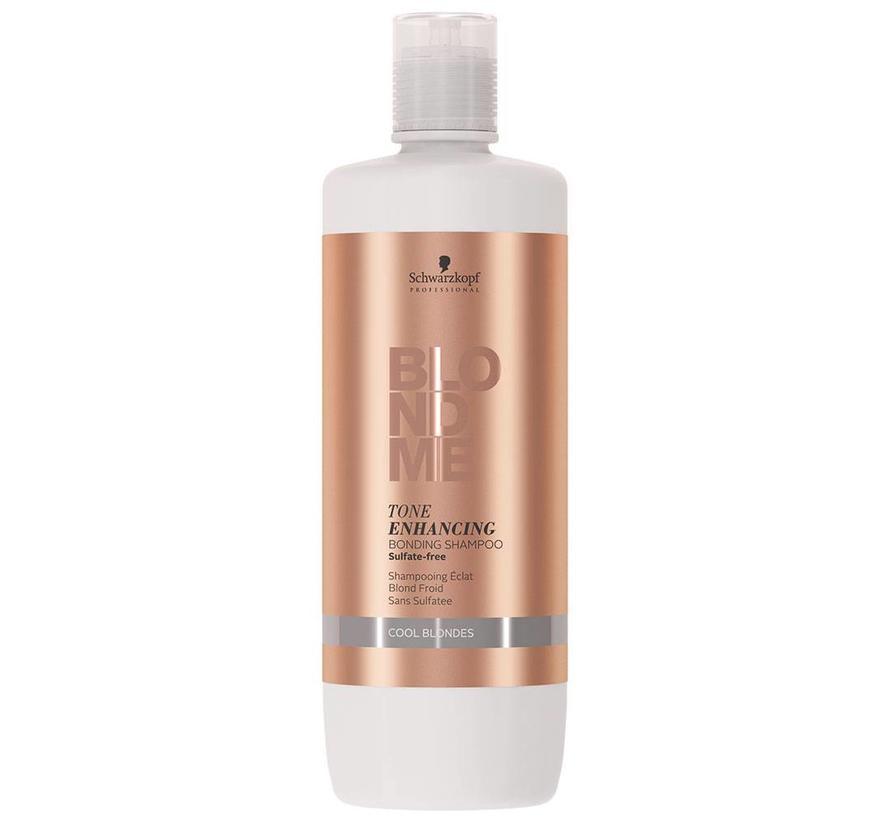 Blond Me Tone Enhancing Bonding Shampoo Cool