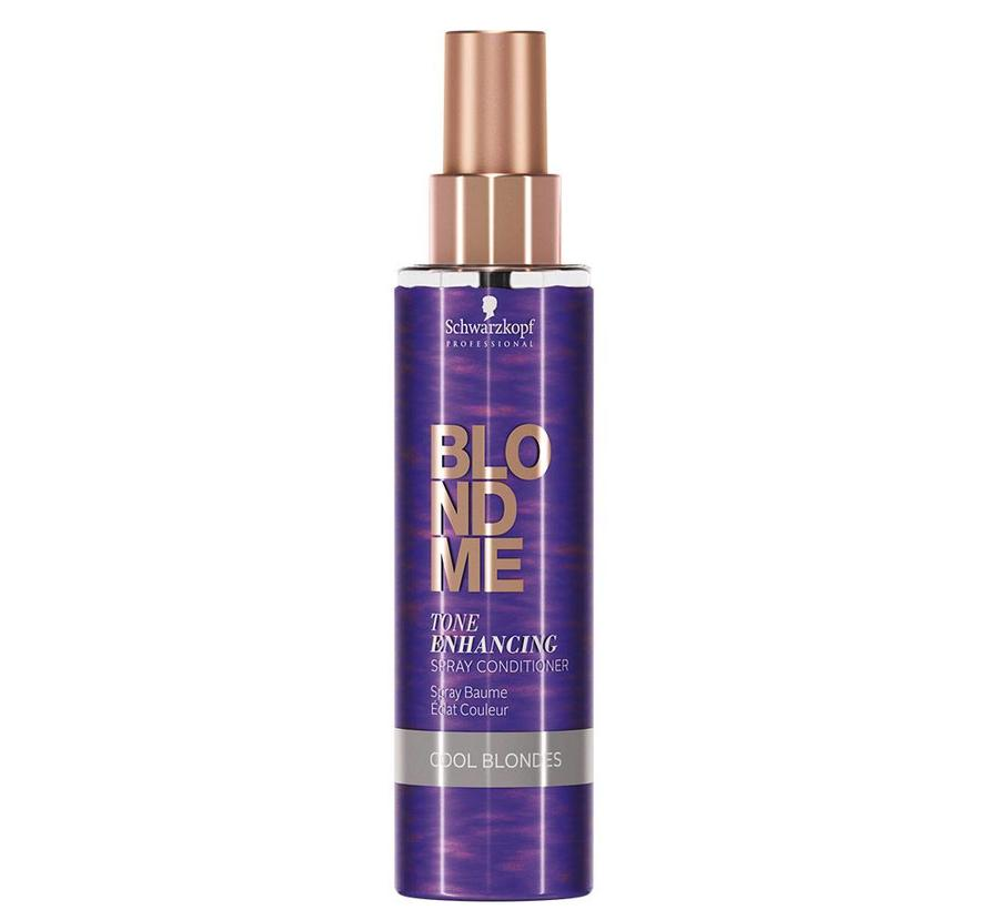 Blond Me Tone Enhancing Spray Conditioner Cool - 150ml