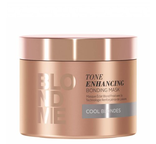 Schwarzkopf Blond Me Tone Enhancing Bonding Mask Cool - 200ml