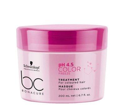 Schwarzkopf BC pH 4.5 Color Freeze Treatment