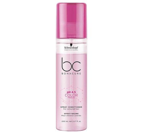 Schwarzkopf BC pH 4.5 Color Freeze Spray Conditioner