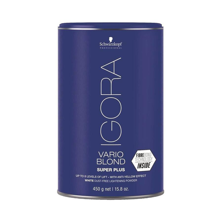 Igora Vario Blond Super Plus Blondeerpoeder - 450gr