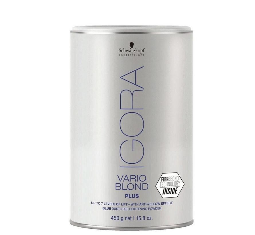 Igora Vario Blond Plus Blondeerpoeder - 450gr