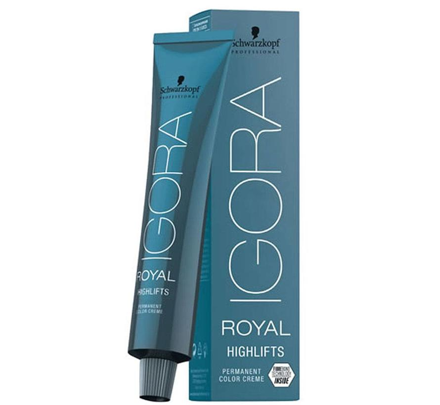 Igora Royal Highlifts Color Cream - 60ml