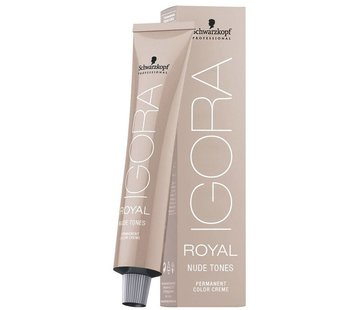 Schwarzkopf Igora Royal Nude Tones Color