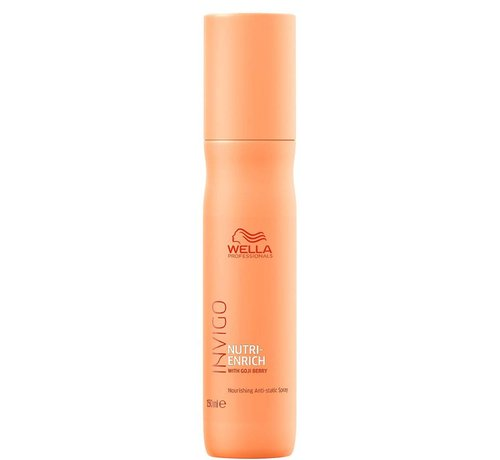 Wella Invigo Enrich Anti Statische Haarspray - 150ml