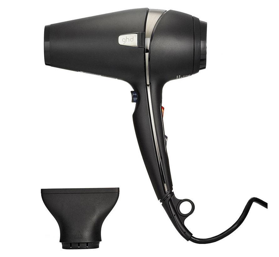 Professional Air Haardroger Set - Zwart