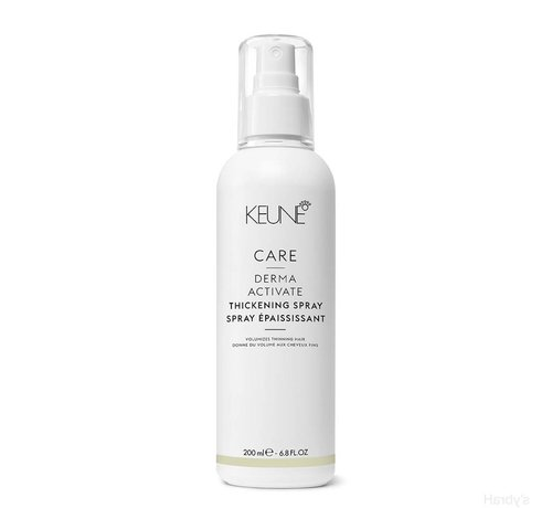 Keune Care Derma Activate Thickening Spray - 200ml