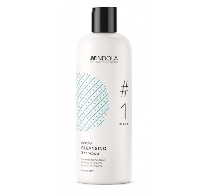 Innova Cleansing Shampoo #1 Wash