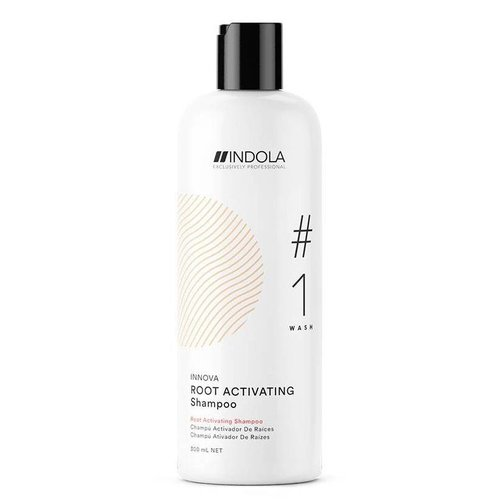 Indola Root Activating Shampoo