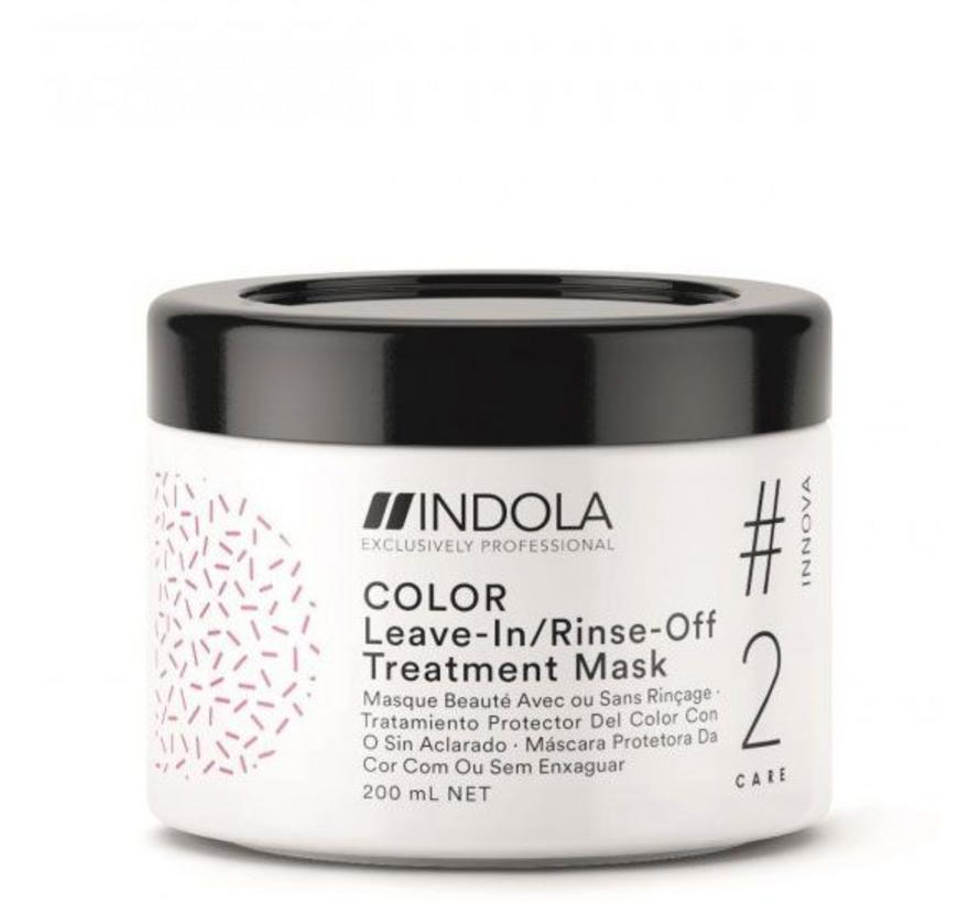 Innova Color Leave-in/Rinse Treatment #2 Care