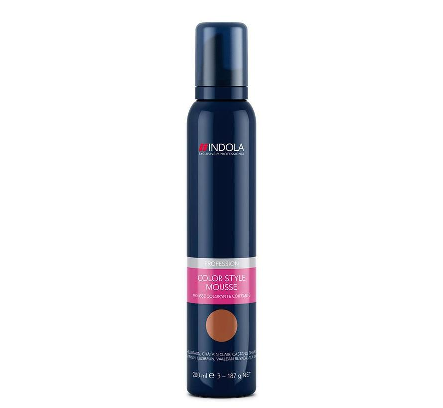 Color Style Mousse - 200ml