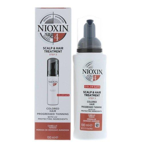 Nioxin System 4 - Scalp & Hair Treatment