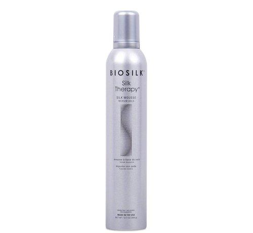 Biosilk Silk Therapy Mousse Medium Hold - 360gr.
