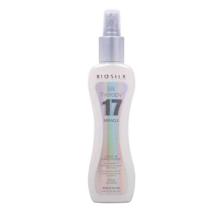 Silk Therapy 17 Miracle Leave-in Conditioner - 167ml