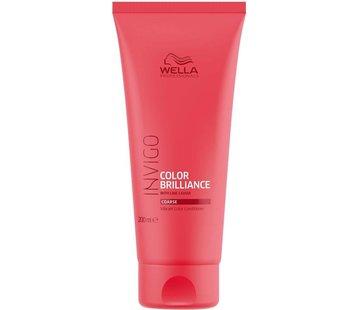Wella Color Brilliance Conditioner - Coarse