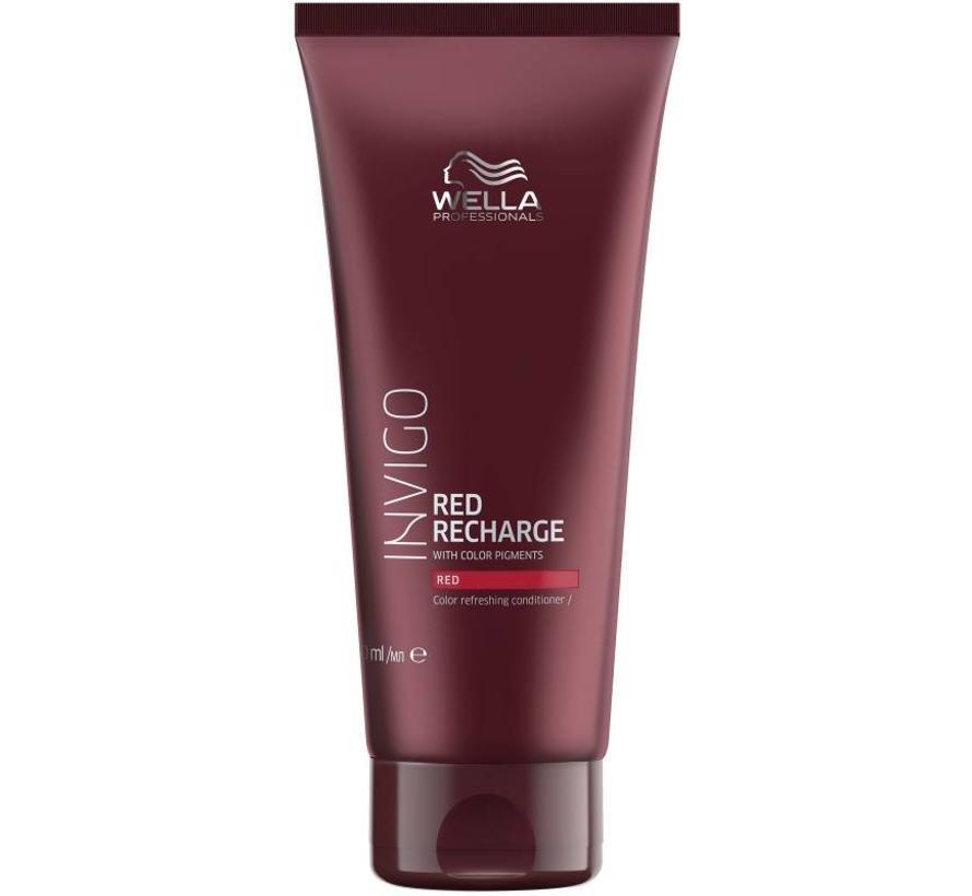 Invigo Red Recharge Kleur Conditioner - 200ml