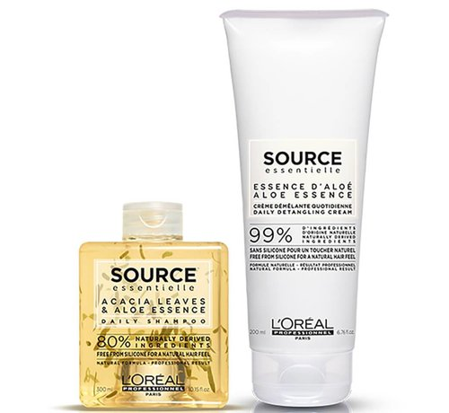 L'Oreal Source Essentielle Daily Duo