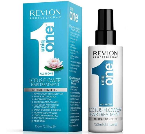 Revlon Uniq One Lotus All In One Treatment - 150ml