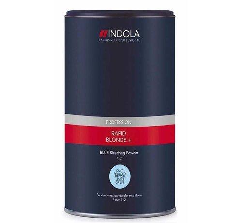 Indola Profession Bleach Blond+ Blue - 450gr.