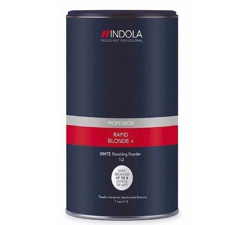 Indola Profession Bleach Blond+ White - 450gr.