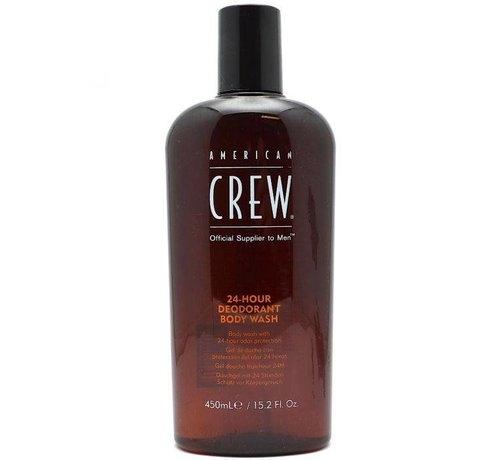 American Crew 24-Hour Deodorant Body Wash - 450ml