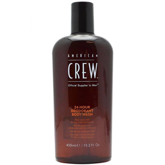 Afbeelding van American Crew 24 Hour Deodorant Body Wash 4 450ml shampoo