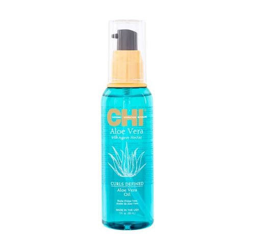 CHI Aloe Vera Curls Defined Oil - 89ml