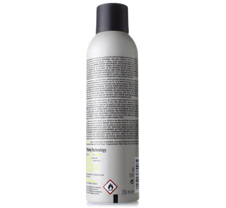 Hair Play Makeover Dry Shampoo - 250ml